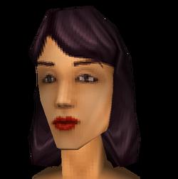 Laura Caixão (The Sims)