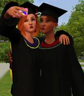 Smartphone Sims 3