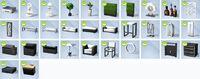 The Sims 4 - Terraço Perfeito - Items (2)
