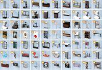 The Sims 4 - Ao Trabalho - Itens (4)