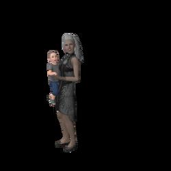 Família Espectro (The Sims 3)