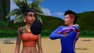 The Sims 4™ Ilhas Tropicais Trailer Oficial de Anúncio
