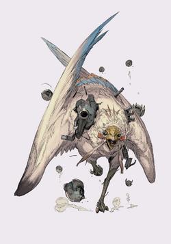Phoenix Keeper Artwork