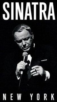 Sinatra New York