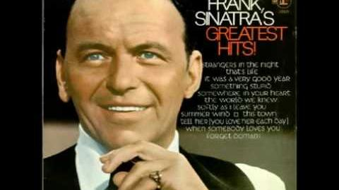 Frank Sinatra - This Town