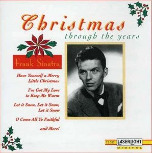 christmas through the years general information artist frank sinatra