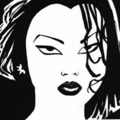 Miho in <i>A Dame To Kill For</i>.