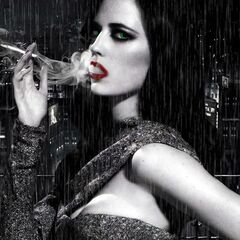Eva Green as Eva Lord.