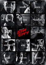 Sin City 2005 poster