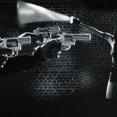 Miho in the <i>A Dame To Kill For</i> film.