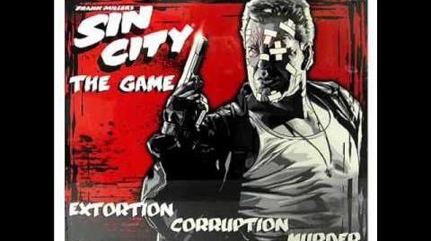 Sin city soundtrack marv