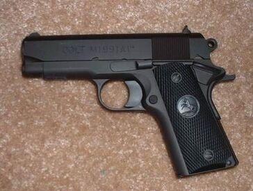 Resultado de imagen para Colt Officer's ACP