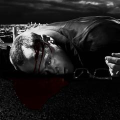 A dead Mort.