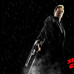 Sin City's John Hartigan.