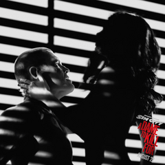 Ava and Dwight in <i>Sin City: A Dame To Kill For</i>.