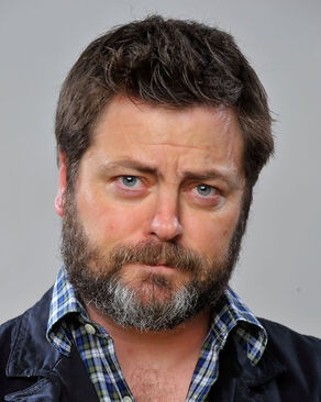 nick offerman sin city fandom powered by wikia. Black Bedroom Furniture Sets. Home Design Ideas