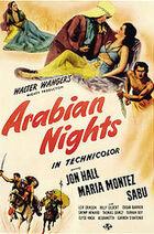 Arabische naechte poster 1