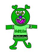 5. Green (Crayola)
