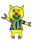 30. Yellow robot