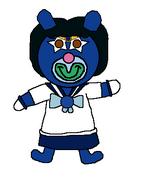 2. Sailor Murcury