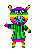 Rainbow sing a ma jig