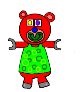 New robot sing a ma jig