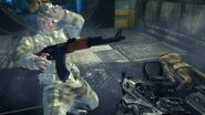 Frozen soldier ak