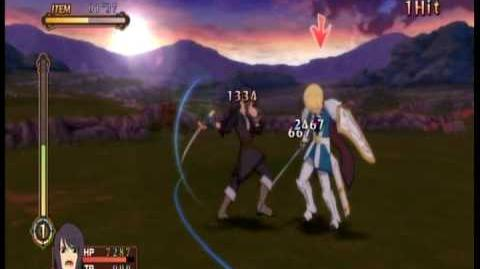 Tales of Vesperia - Yuri vs Flynn on Unknown
