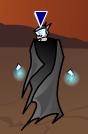 Skeleton Mage Sinjid Shadow of the Warrior