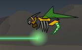 Poison Wasp Poison Beam