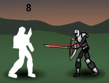Warrior Stab