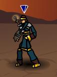Seer Sinjid Shadow of the Warrior