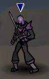 Anti Ninja Sprite
