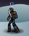 Bandit Sinjid Shadow of the Warrior