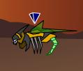 Poison Wasp Sinjid Shadow of the Warrior