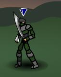 Raider Sinjid Shadow of the Warrior