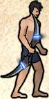 Sinjid Combat Glaive Image