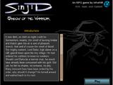Sinjid Shadow of the Warrior