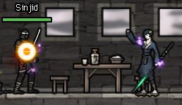 Izumi Healer Curse