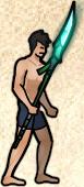 Sinjid Crystal Spear Image
