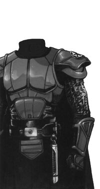 Special Operations Imperial Knight Armor