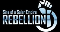 Logo sins rebellion