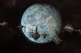 ПланетаЛедяная