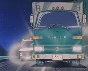 CE40 Fuso Truck
