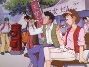Episode 223 天女だんご Tenshi Dango