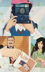 CE36 Polaroid