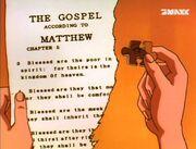 Episode 025 Die Frau ohne Gedächtnis - Gospel of Matthew - Puzzle