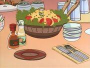 Abendessen - Bierdosen
