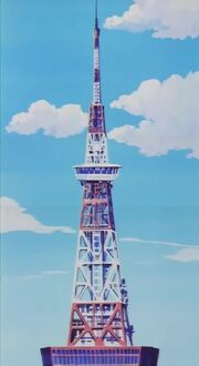 CE22 Tokyo Tower