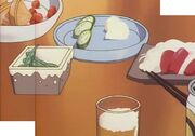 Episode 116 Sapporo Bier & Ran's Abendessen